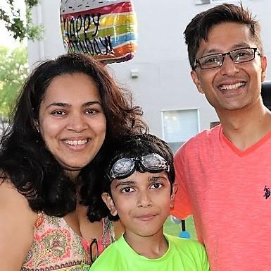 Tejal's Family