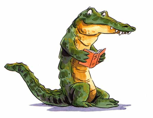 Gator Reader