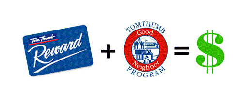 Tom Thumb Reward Program