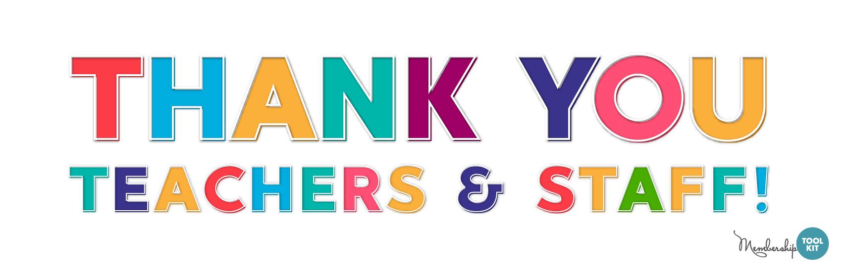 2021 Teacher Appreciation Week